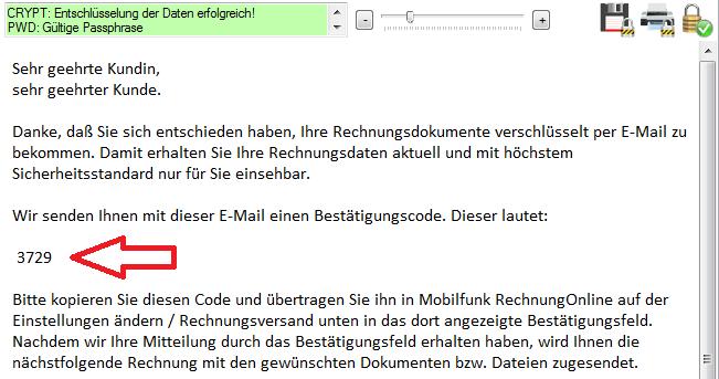 Kurzanleitung Telekom Einzelverbindungsnachweis In Gpg4o Erhalten