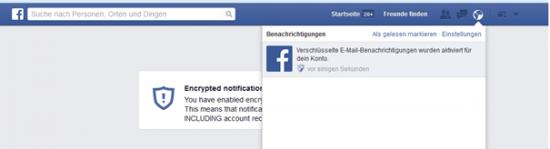 Bestätigung - Facebook sendet künftig verschlüsselte Nachrichten