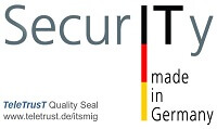 IT Security made in Germany Qualitätzzeichen