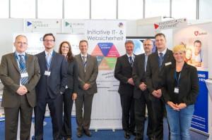 Mitglieder der Initiative IT und Websicherheit